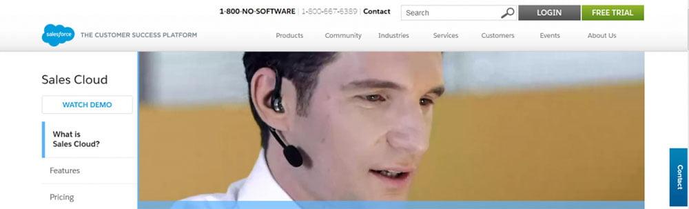 Phần mềm quản lý bán hàng của nước ngoài