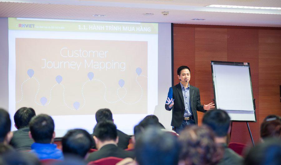 Hội thảo về hành trình khách hàng