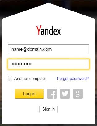 Mail Yandex giải pháp Email cho doanh nghiệp