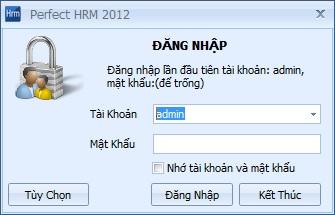 Phần mềm HRM