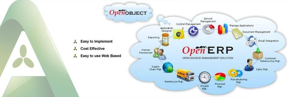 Phần mềm quản lý doanh nghiệp OpenErp