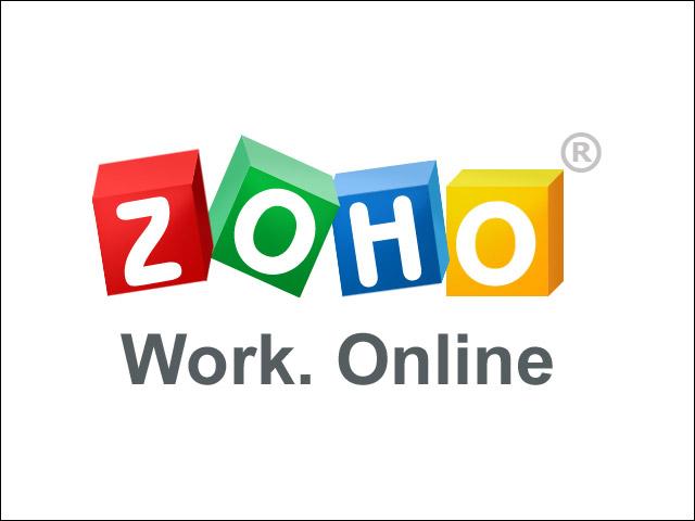 phần mềm CRM miễn phí Zoho