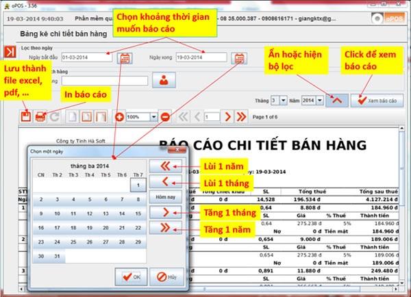 Tổng hợp phần mềm quản lý doanh nghiệp miễn phí