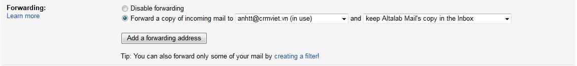 Chuyển Gmail sang Mail Yandex - giải pháp email cho doanh nghiệp