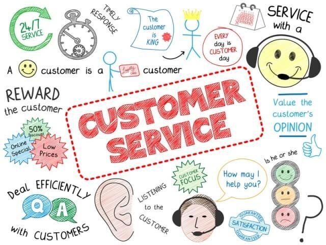 Lam Dịch vụ khách hàng