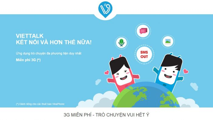 Phần mềm gửi tin nhắn SMS miễn phí mạng Vinaphone