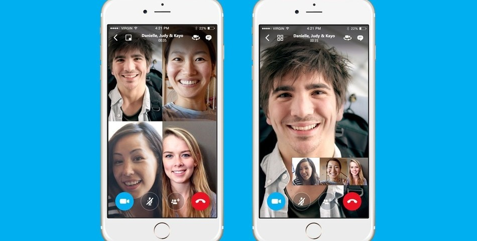 Các phần mềm nhắn tin miễn phí gọi điện video trên PC - Skype