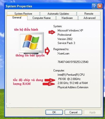 Cấu hính máy tính cài phần mềm CrmViet