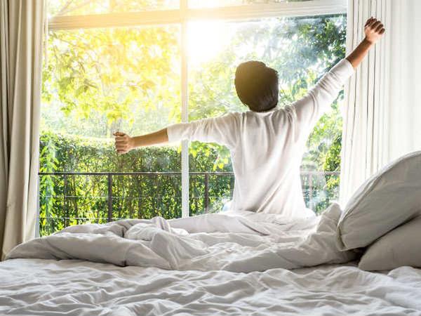 Thức dậy vào một thời gian cố định, thói quen tốt để thành công