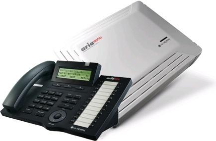 Lắp đặt tổng đài điện thoại nội bộ LG LDK1248