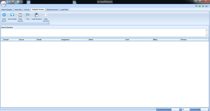 phần mềm quét email