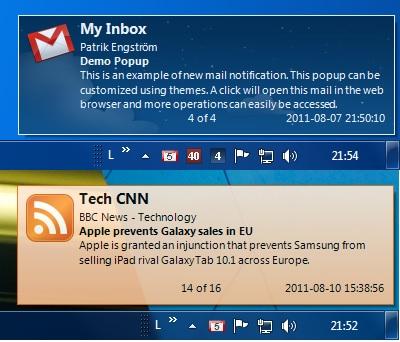 Phần mềm kiểm tra email nhiều tài khoản theo lịch