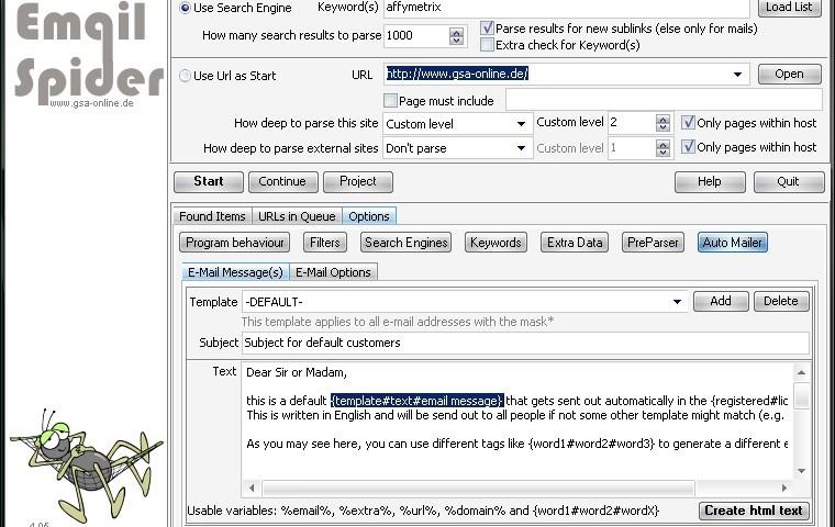 phần mềm lấy email từ các diễn đàn