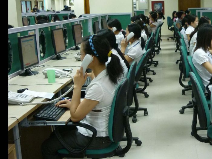 phần mềm quản lý nhân viên telesale