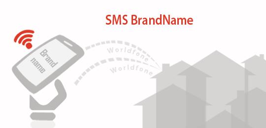 Giải pháp SMS Brand Name - Sms brand name