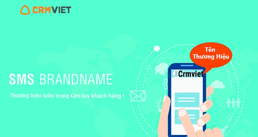 sms marketing của crmviet