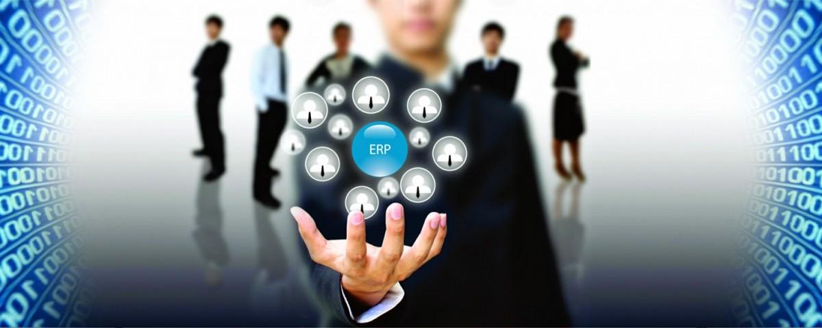 Quản lý thông tin tập trung với phần mềm ERP