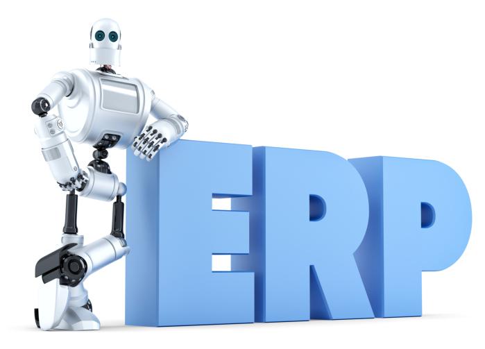 Tự động hóa quy trình sản xuất bằng phần mềm ERP