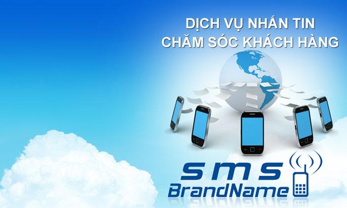 Tin nhắn SMS Brandname