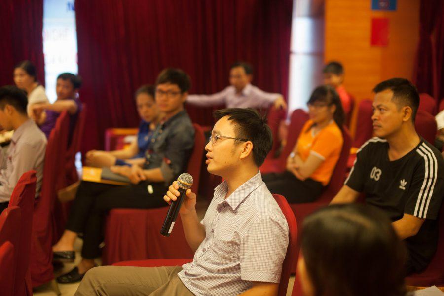 """Hình ảnh sự kiện """"Bí quyết Xây dựng đội Kinh doanh 2.0 dành cho CEO công ty nhỏ"""" tại Hà Nội"""