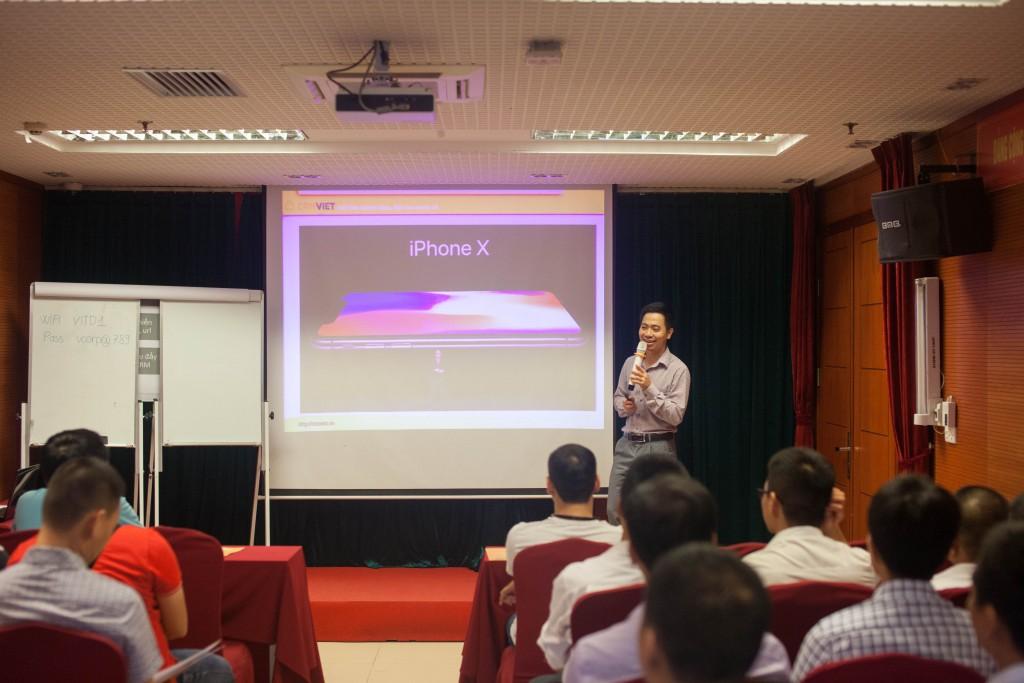 Bài thuyết trình sự kiện Marketing and Sale