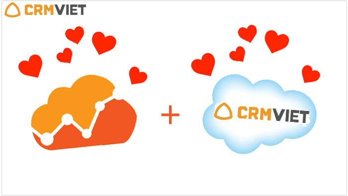 Phần mềm CRM tích hợp Analytics