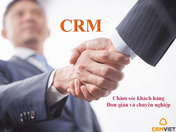 Lợi ích khi sử dụng phần mềm CRM