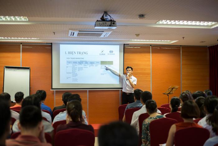 Ông Vũ nói về hiện trạng Marketing của các doanh nghiệp tại Việt Nam