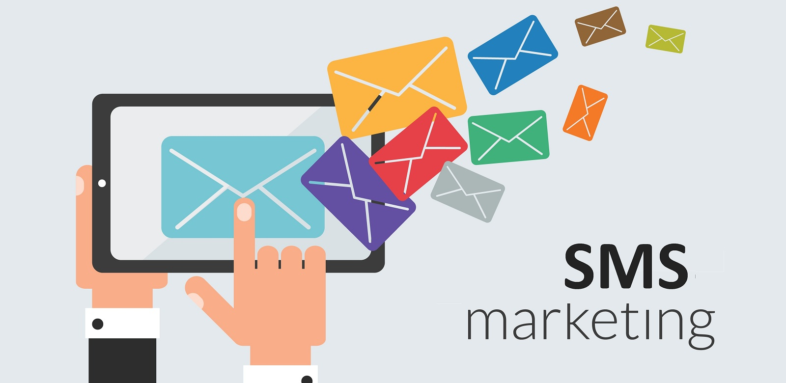 sms marketing email marketing