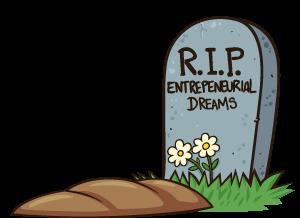 giấc mơ tan tành
