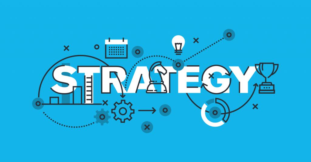 Chiến lược digital marketing là gì? Chiến lược digital marketing là một loạt các hành động giúp bạn đạt được mục tiêu của công ty mình thông qua các kênh tiếp thị trực tuyến được lựa chọn cẩn thận. Các kênh này bao gồm phương tiện được trả tiền, kiếm được và sở hữu và tất cả đều có thể hỗ trợ chiến dịch chung quanh một dòng doanh nghiệp cụ thể.