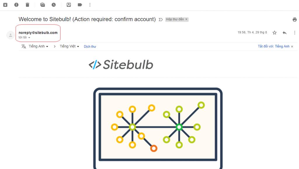 Tên người dùng email nên tránh noreply