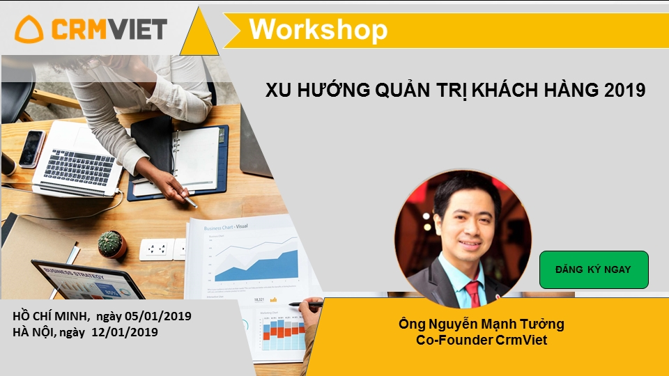 Sk Xu hướng quản trị khách hàng 2019