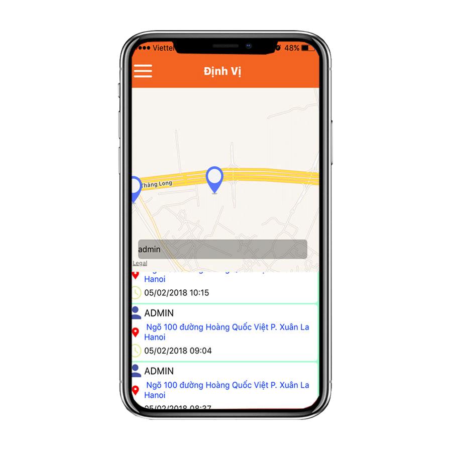 Quản lý khách hàng trên ứng dụng mobile