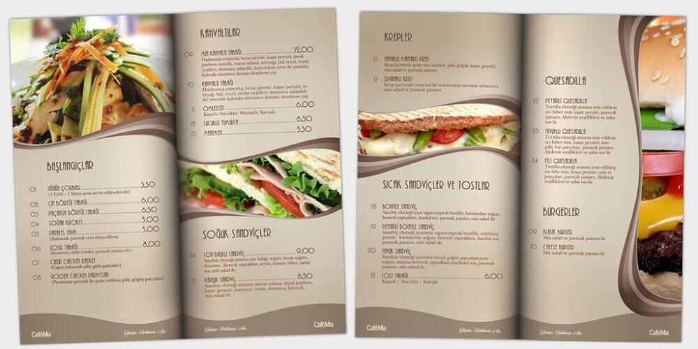 cách quản lý nhà hàng menu thực đơn