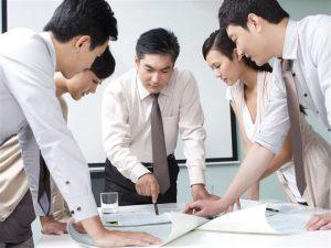 kỹ năng quản lý nhân viên, phân chia công việc hợp lý