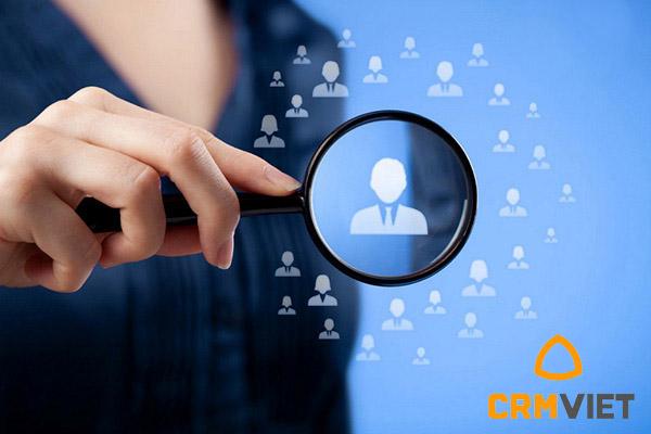 Phần mềm quản trị khách hàng crmviet