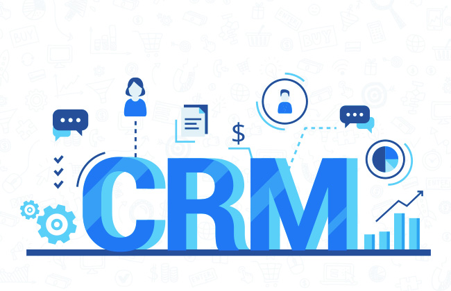 dịch vụ CRM