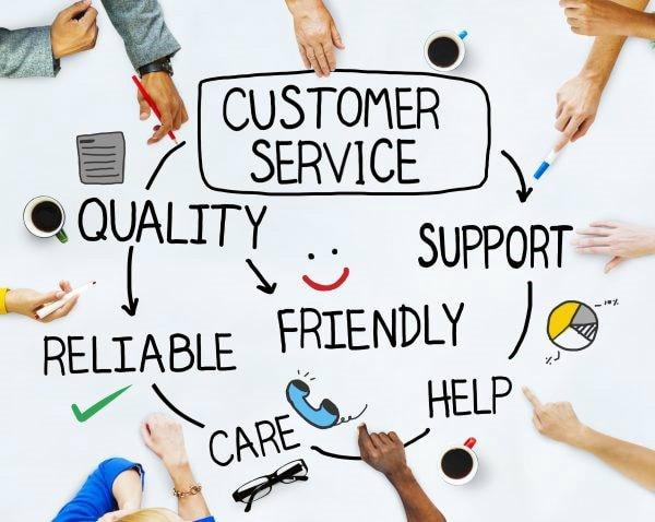 Dịch vụ khách hàng trong logistics