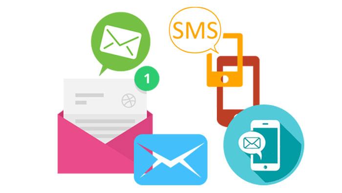 Kết hợp gửi SMS và Email Marketing