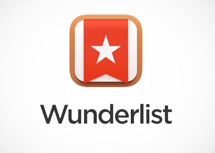 phần mềm nhắc nhở công việc Wunderlist