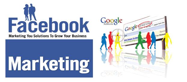 quảng cáo online để tiếp cận khách hàng
