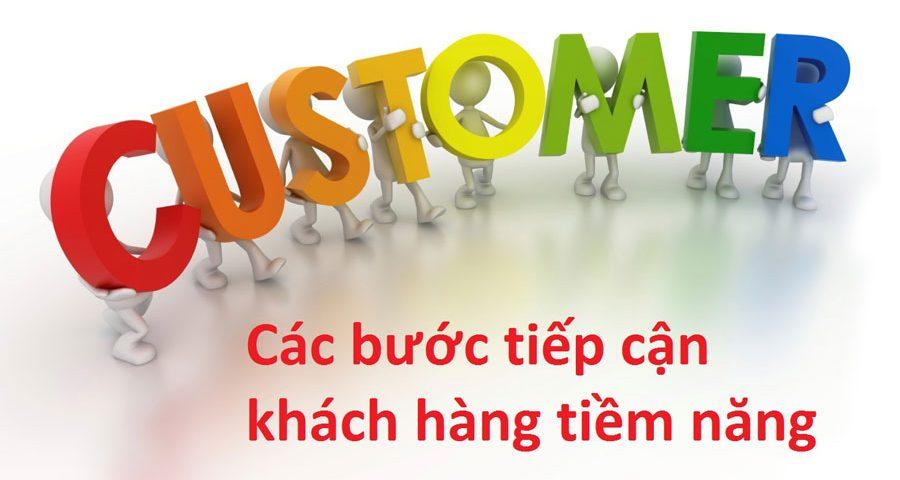 Quy trình các bước tiếp cận khách hàng