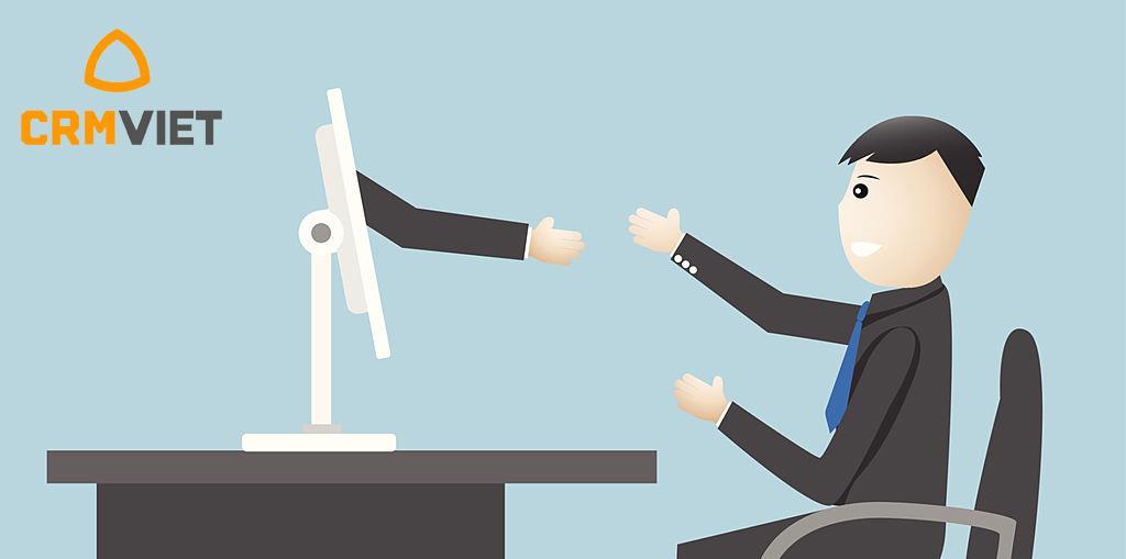 Tương tác khách hàng trong mô hình IDIC