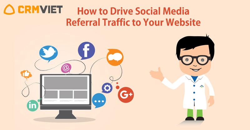 Social Media Referral Traffic