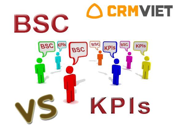Khái niệm bsc và kpi là gì