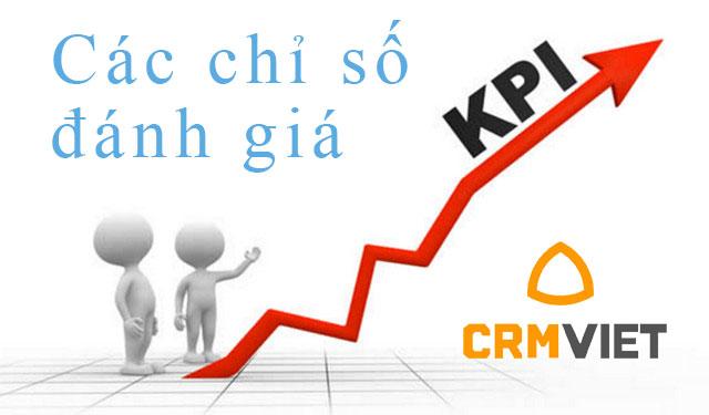 Các chỉ số đánh giá KPI của nhân viên