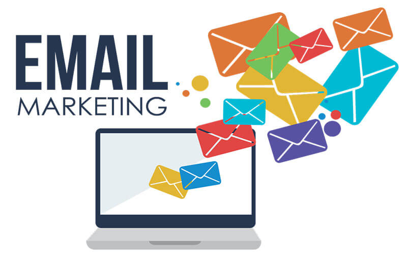 Dịch vụ CRM cung cấp Email Marketing
