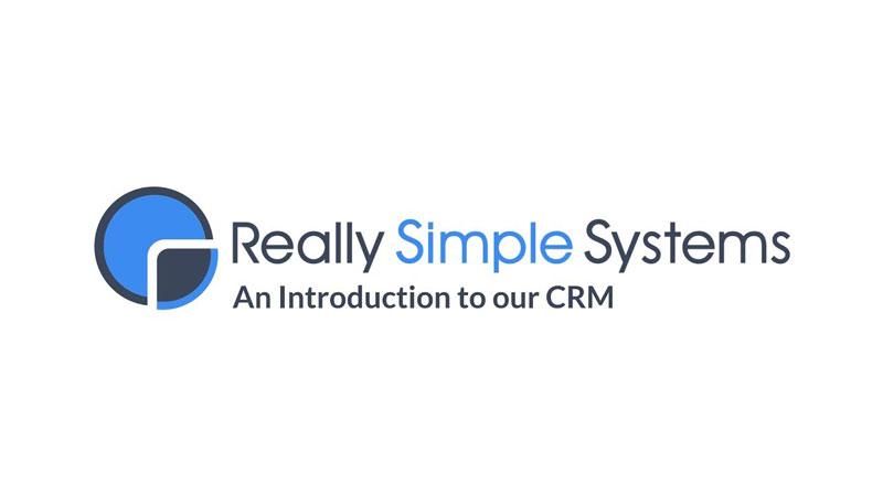 Phần mềm mã nguồn mở Really Simple Systems