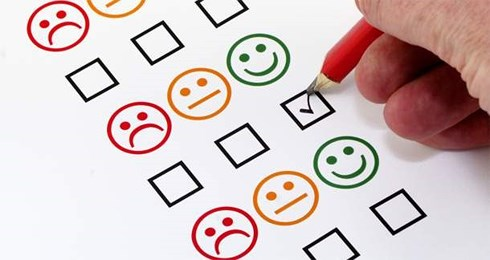 CrmViet - Bảng đánh giá mức độ hài lòng của Khách hàng